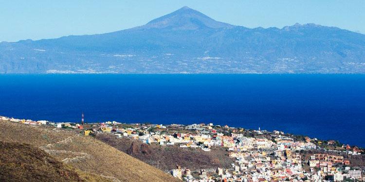 Miradores de la isla de Tenerife