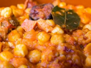 plato tipico tenerife