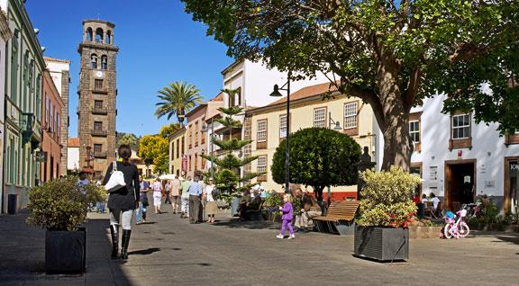 Lugares históricos de la isla de Tenerife