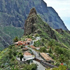 Masca, el pueblo mas pintoresco de Tenerife