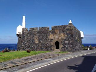 Castillo de Garachico